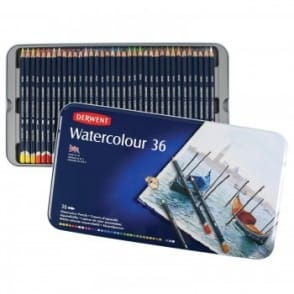 Watercolour 36 Set
