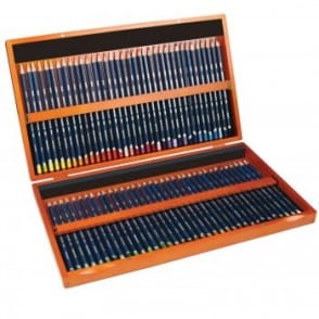 Watercolour 72 Wooden Box Set