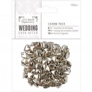 Wedding Charm Pack 100pc