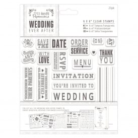 Wedding Stamps Inks And Embossing