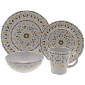 Whitbourne Melamine 16 Piece Set