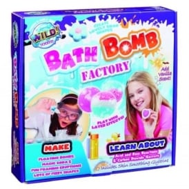 Wild Science Bath Bomb Factory Kit