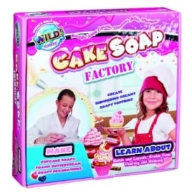 Wild Science Cake Soap Factory Kit