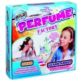 Wild Science Perfume Factory