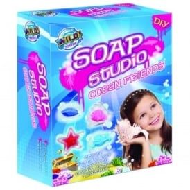 Wild Science Soap Studio Ocean Friends Kit