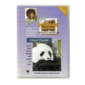 Wildlife Painting DVD - Giant Panda