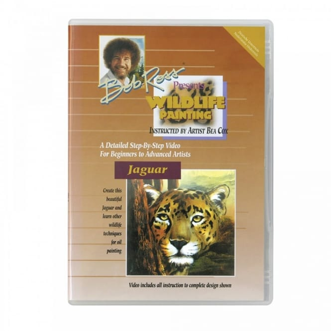 Wildlife Painting DVD - Jaguar