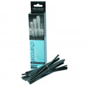 Willow Charcoal 10 Assorted Sticks