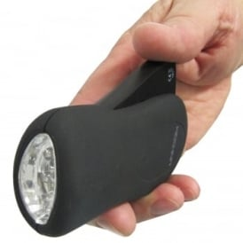 Wind Up Compact Squeeze Torch