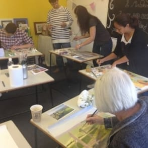 Winsor and Newton Portrait Oil Painting Workshop with Artist  John Clark | 3hrs| Dates to be added