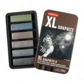 XL Graphite Blocks - 6 set