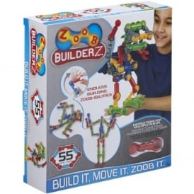 Zoob Builder Z 55 Pieces Building Set
