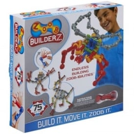 Zoob Builder Z 75 Pieces Building Set