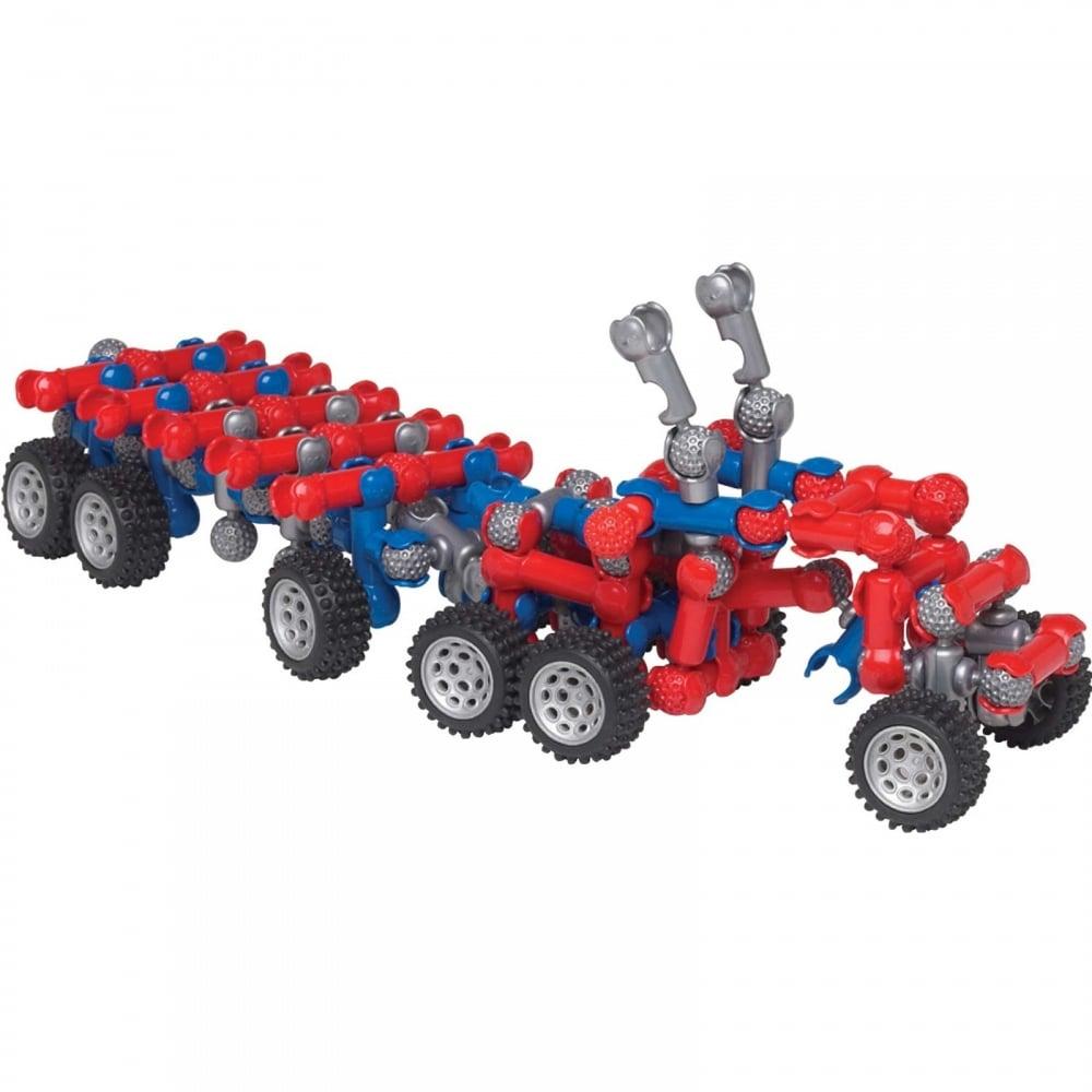 Zoob Mobile Car Designer 76 Piece Kit Craftyarts Co Uk